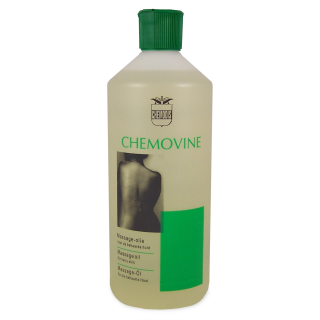 Chemovine massage olie 500 ml