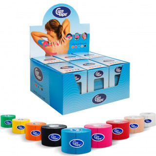CureTape Mixed colour 6 st