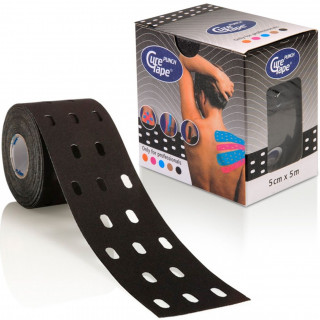 CureTape Punch Zwart