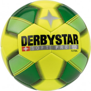 Derbystar zaalvoetbal Soft Pro Light - Maat 4