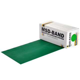 Elastiek fitness Zwaar MSD Band 5,5 m