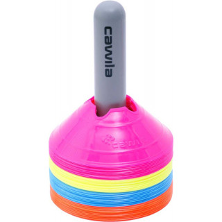 Trainingshoedjes set Medium Ø 20 cm Cawila - Neon