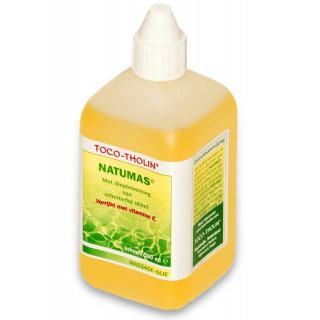 Toco Tholin Natumas 500 ml massage olie