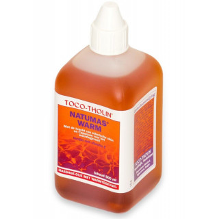 Toco Tholin olie Natumas Warm 500 ml