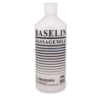 Baselin massage melk 500 ml