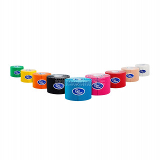 CureTape Mixed colour 6 stuks