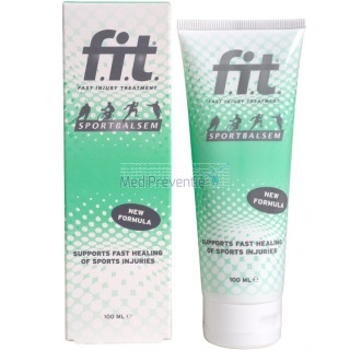 Fit sportbalsem 100 ml