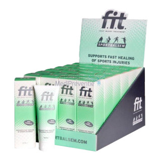 F.I.T. sportbalsem display 24 x 100 ml