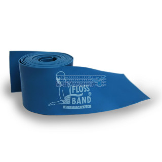 Floss band 1,0 mm Blauw