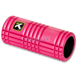 Foam roller the grid foamroller Roze Pink