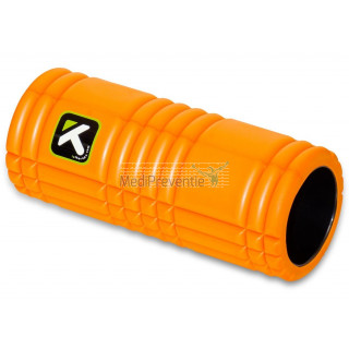 Foam roller the grid foamroller Oranje Orange