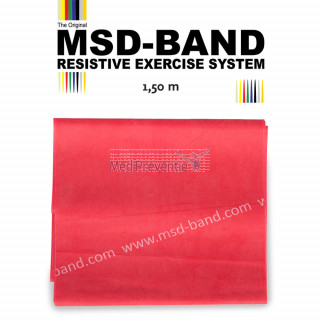 Resistance band MSD Medium 1,5 m