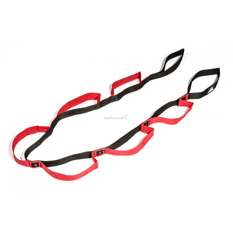 Stretch assist band van Adidas met 6 lussen