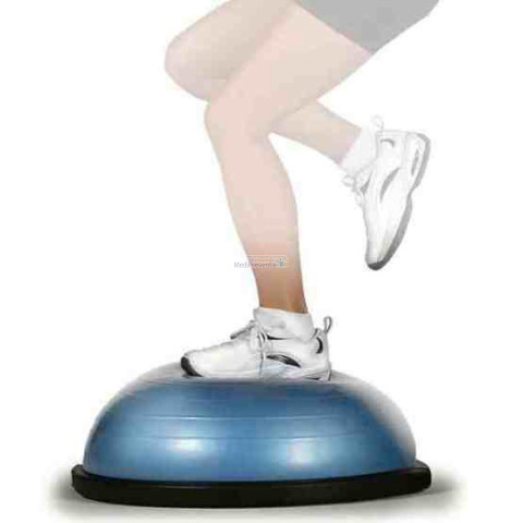 Balans trainer Bosu voor core stability training