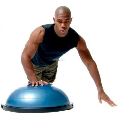 Bosu Pro Edition voor fysiotherapie, personal trainers en fitness centra