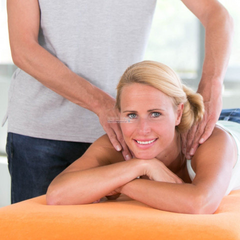 Chemovine massage olie