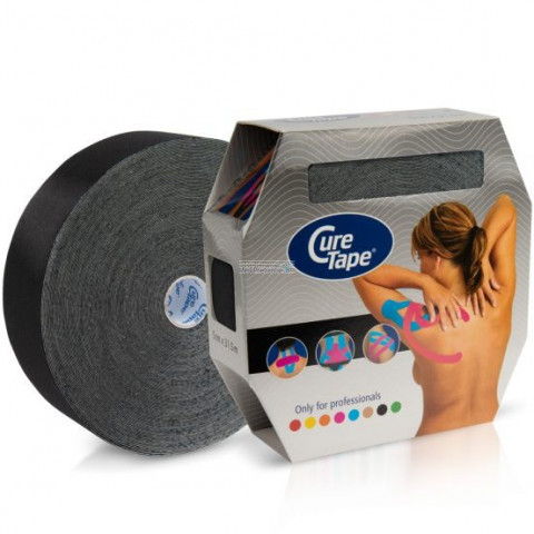 CureTape Giant Zwart