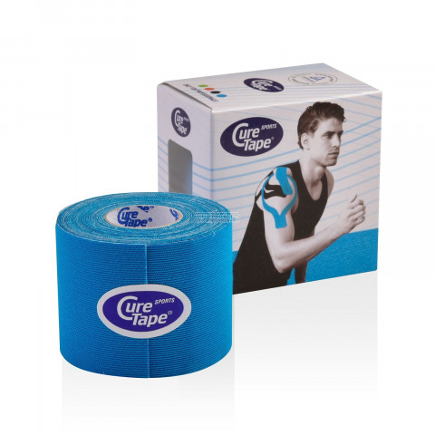 CureTape Sports Blauw
