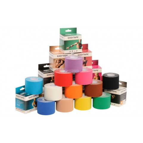Assorti kleuren mixed colour easytape easy tape taping concept