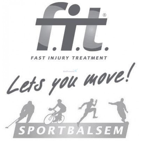 F.I.T. staat voor Fast Injury Treatment