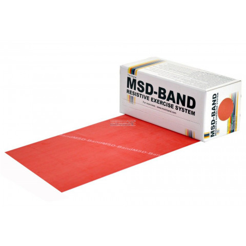 Fitness elastiek Medium MSD-Band 5,5 m