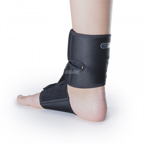 Foot up brace shoeless zij