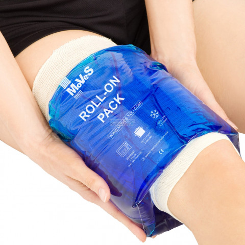 Hot cold pack Roll-on MoVeS Extra Large