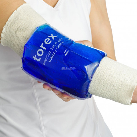 Hot cold pack Torex sleeve Medium