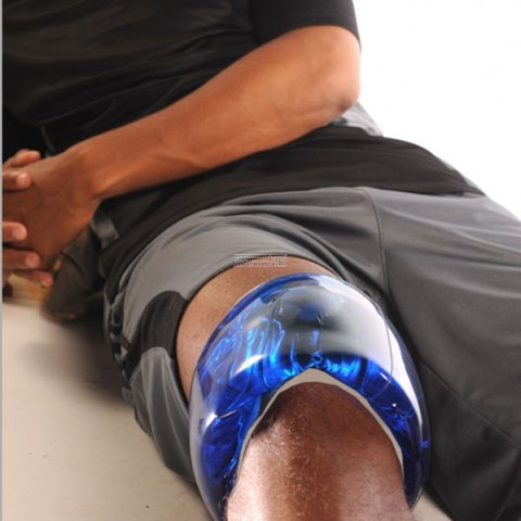 Hot cold packs knie