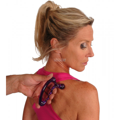 Index knobber massagetool