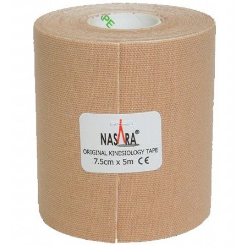 Kinesiologie tape Beige extra breed