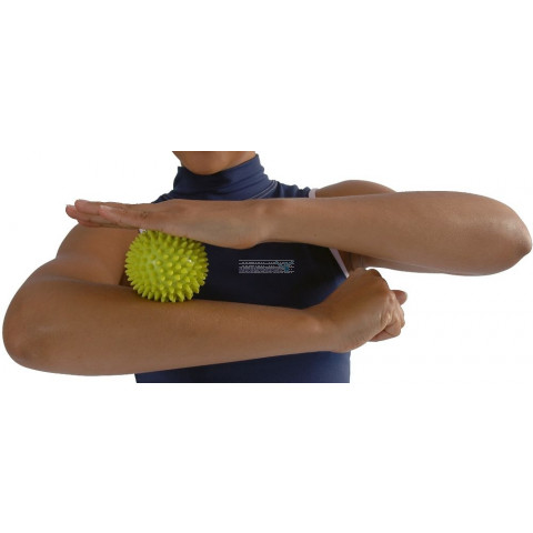 Massage ball masseren