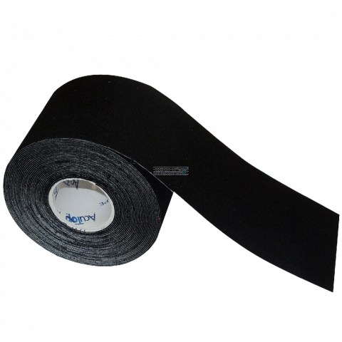 Medical tape Zwart AcuTop