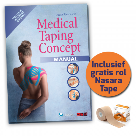 Medical Taping Concept boek - Josya Sijmonsma