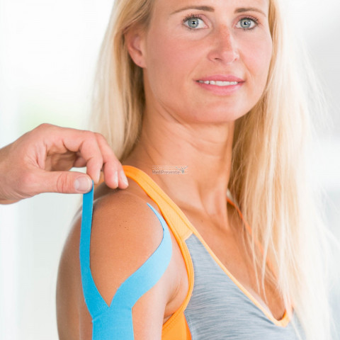 Medical taping Nasara