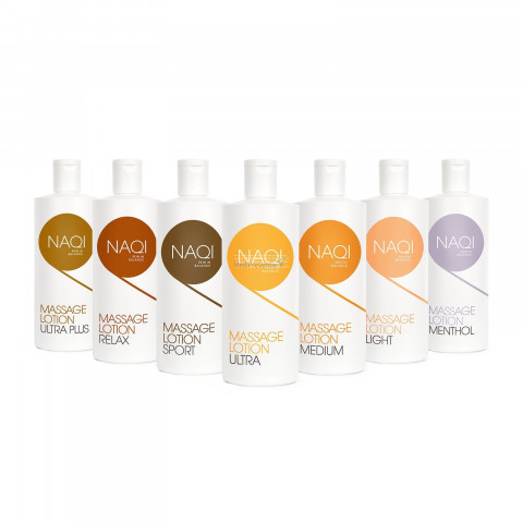 Naqi massage lotion compleet