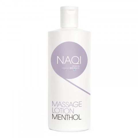 Naqi massage lotion Menthol 500 ml