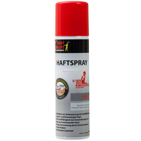 Pre tape spray 50 ml