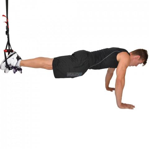 Suspension trainer fitness