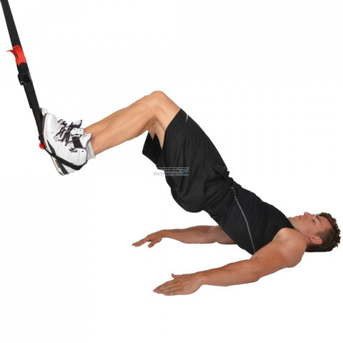 Suspension trainer oefeningen
