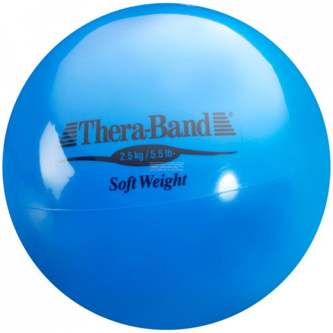 Thera-Band Soft weight Blauw 2,5 kg