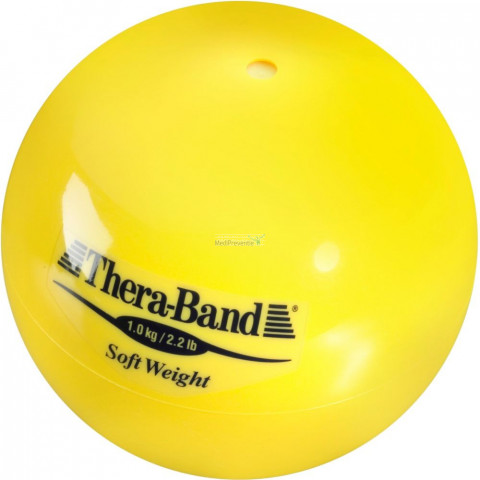 Thera-Band Soft Weight Geel 1 kg