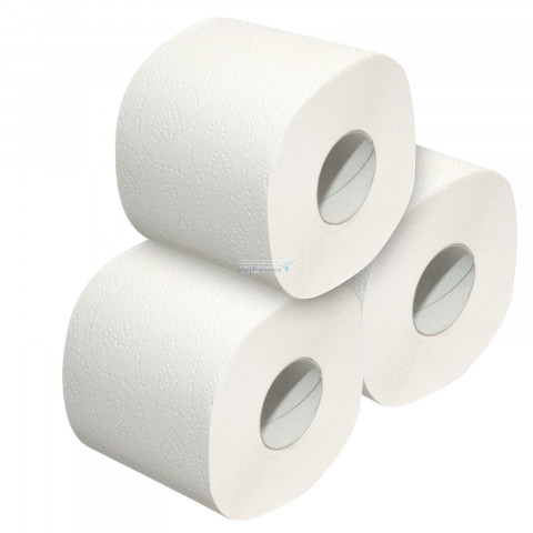 Toiletpapier supersoft 3-laags