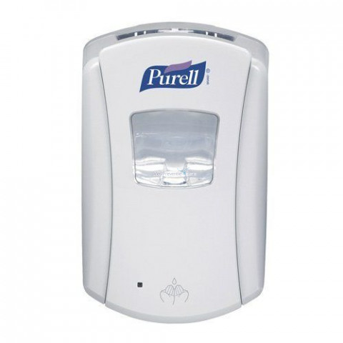 Zeepdispenser Purell no touch LTX Wit