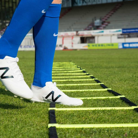 Agility ladder detail