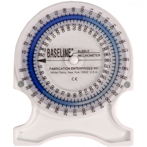 Bubble inclinometer Baseline
