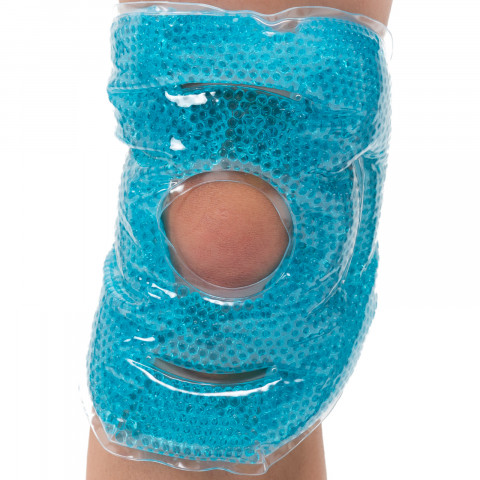 Cold hot pack knie