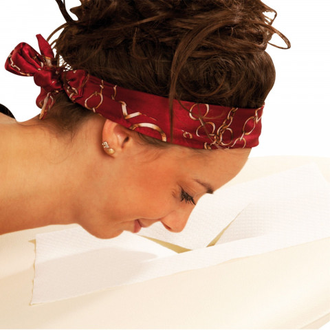 Facecovers massagetafel