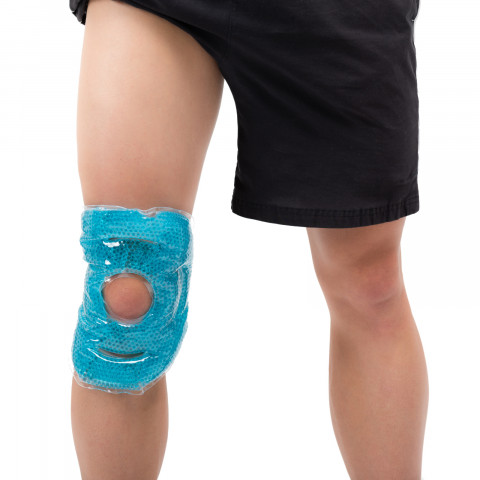 Hot cold pack knie