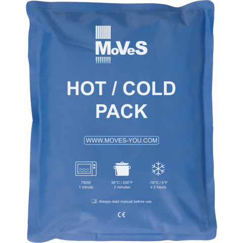 Hot cold pack Standaard Moves XXL